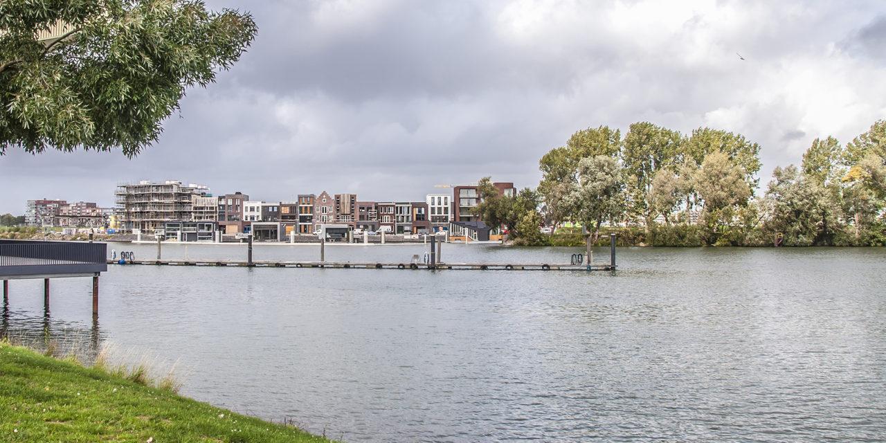 Aanpassing voetpad Prins Hendrikbrug