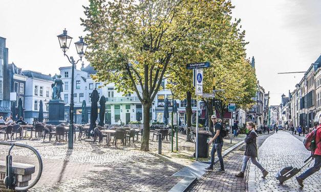Bruisende stad Dordrecht