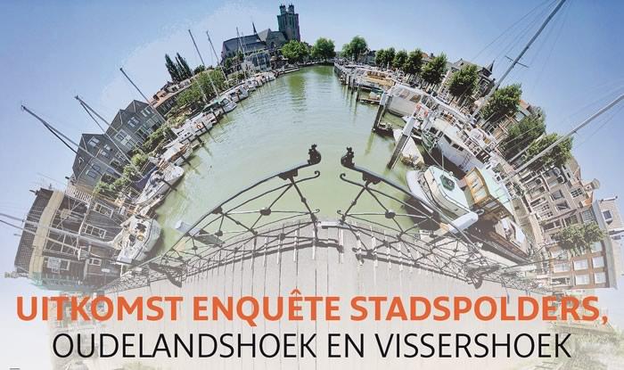 Uitkomst enquête Stadspolders, Oudelandshoek en Vissershoek
