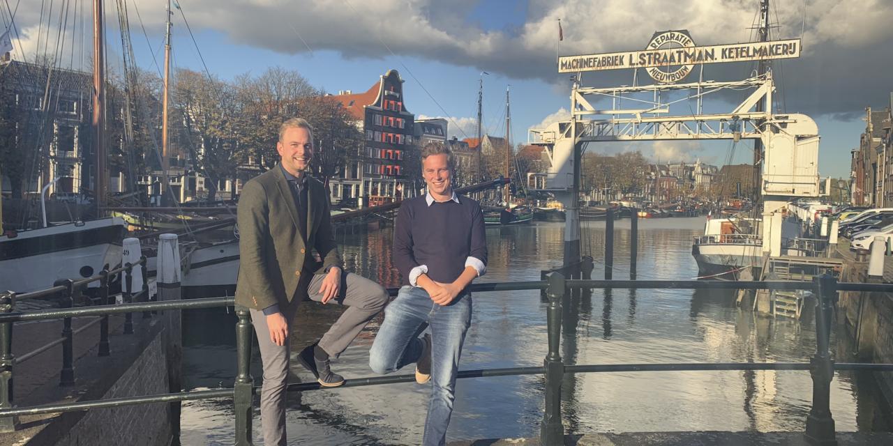 Dordrecht moet gastvrijer over water!
