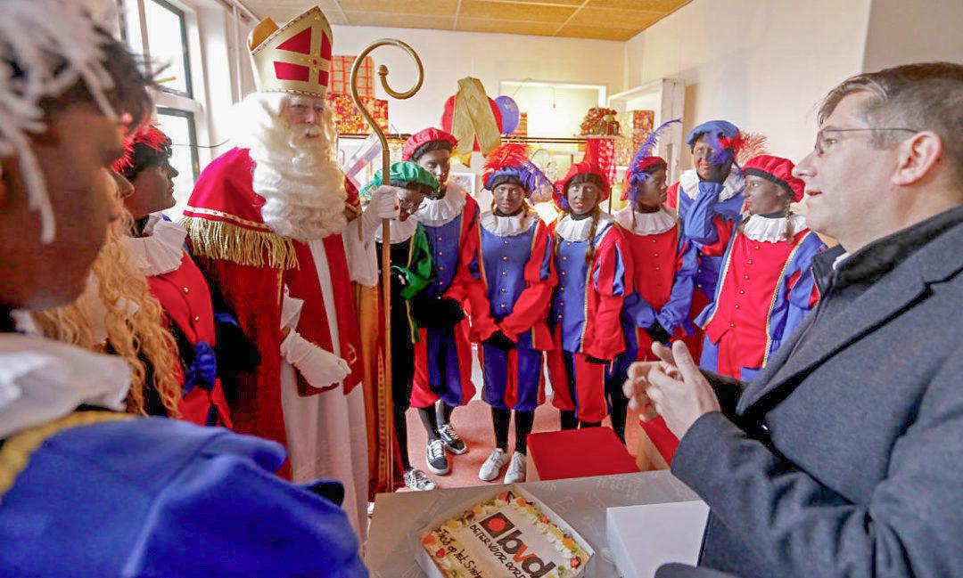 Trots op het Sinterklaashuis