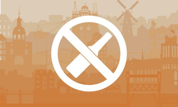 Alcoholverbod in Dordrecht