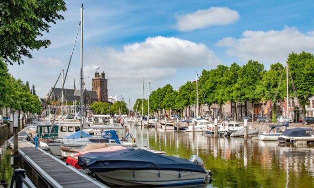 Schoon, leefbaar en veilig Dordrecht