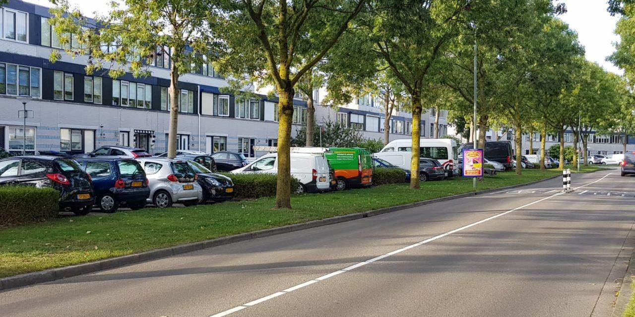 Aanpak parkeerproblemen Oudelandshoek
