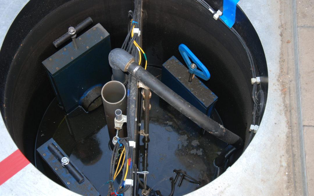 Actieve grondwaterpeilbeheersing