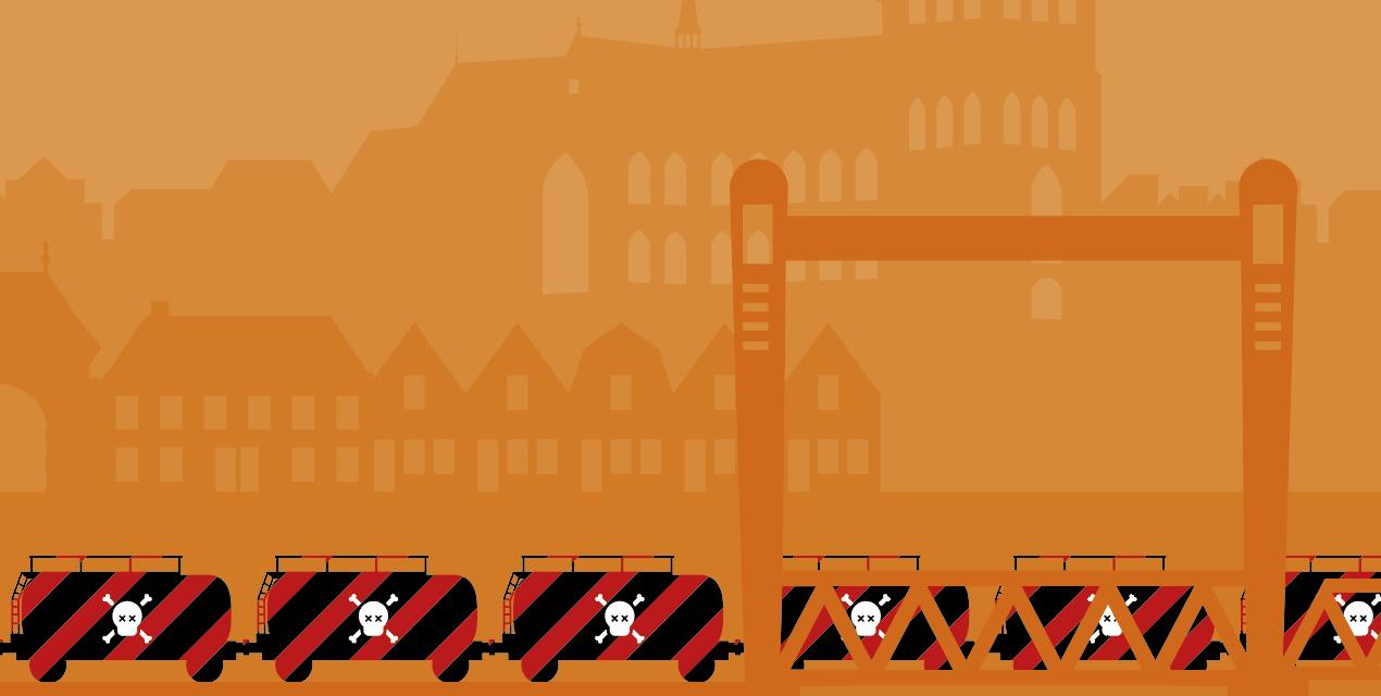 Meer goederenvervoer over het spoor?