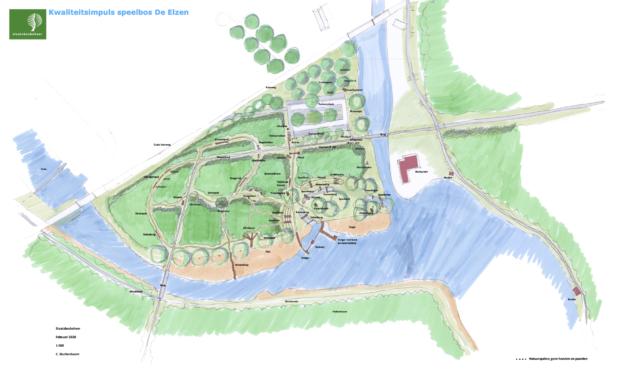 Speelbos De Elzen & De Nieuwe Dordtse Biesbosch