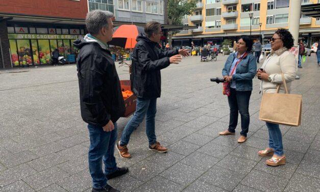 Wijkbezoek Wielwijk
