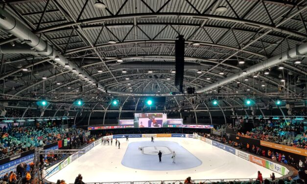 WK-Shorttrack 2021 in Dordrecht