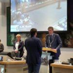 nieuwe Raadsleden voor BVD