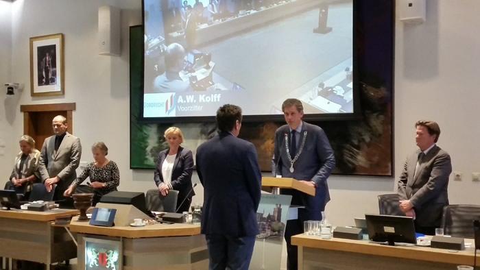 Twee nieuwe raadsleden voor Beter Voor Dordt