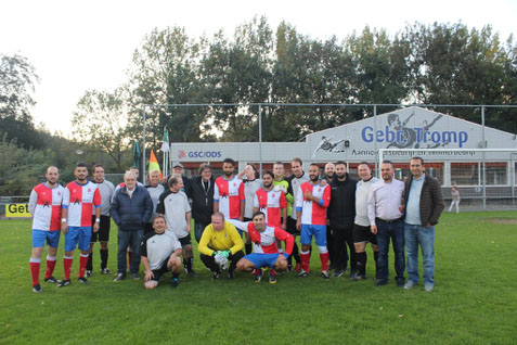 Voetballen en debat over integratie en participatie